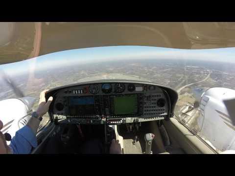 Short Trip With a True Short Field Landing