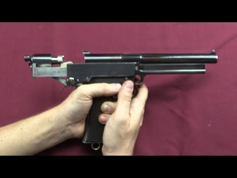 Mars Automatic Pistols