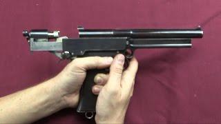 Mars Automatic Pistols at James D Julia