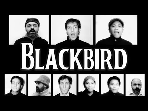 Blackbird (The Beatles) - A Cappella cover