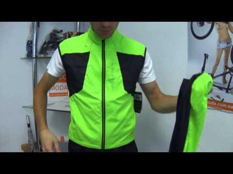 Cannondale Morphis Men Bzr Cycling Jacket On Magnets - Ветровка- жилетка