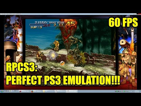 RPCS3: A PS3 Emulation Tutorial Guide - Nitroblog