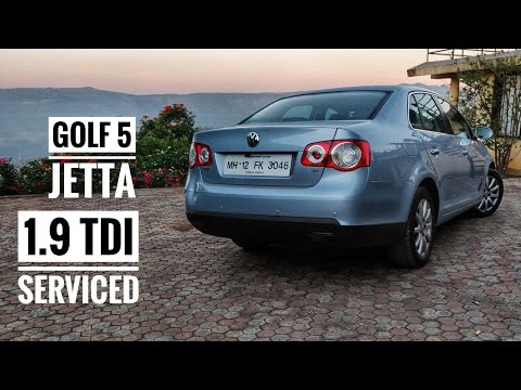 How To Service a VW AUDI SKODA 1.9 TDI Golf 5/Jetta (BXE) ENGINE at Home