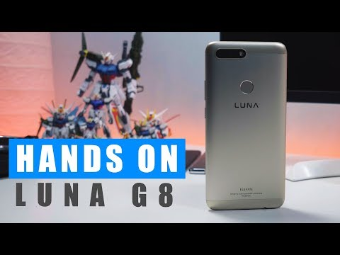 Hands On Luna G8 : Lawan Berat OPPO & VIVO