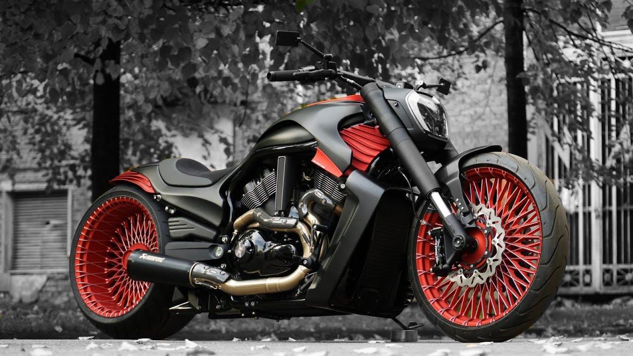 Harley Davidson® VRod Muscle Custom by Box12