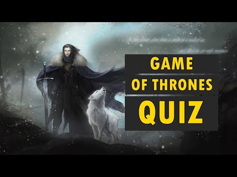 Only True Game Of Thrones Fans Can Get A Perfect Score !!