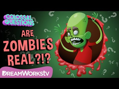 Are ZOMBIES Real? | COLOSSAL QUESTIONS