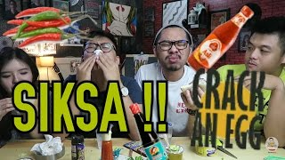 Download Video TERSIKSA Kecap Rawit sama Crack An Egg Indonesia !!! MP3 3GP MP4