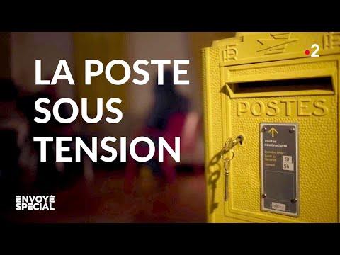 Envoyé spécial. Comment La Poste aurait étouffé les affaires de suicide de salariés (France 2)