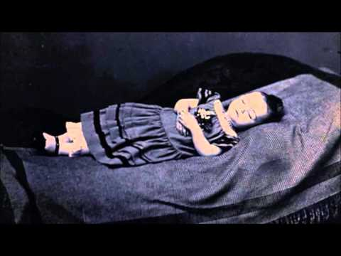 1800s photos of post mortem children