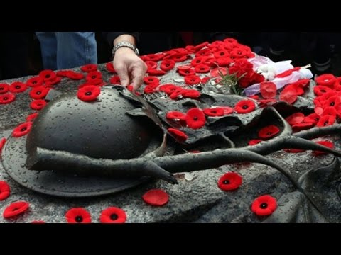 Remembrance Day 2016: National Memorial Service