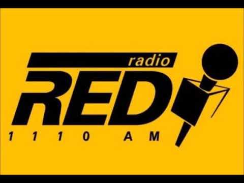 Programación y comerciales Radio Red 1110 AM (2002-2003)