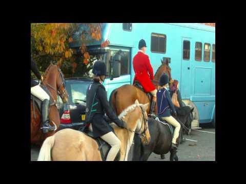 Cheshire Drag Hunt 09/11/2013