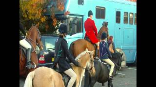 Cheshire Drag Hunt 09/11/2013