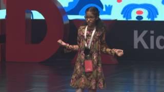 Ciliac World | Deena Ba Wazeer | TEDxKids@Riyadh