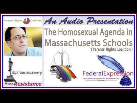 Homosexual Agenda in Mass Schools