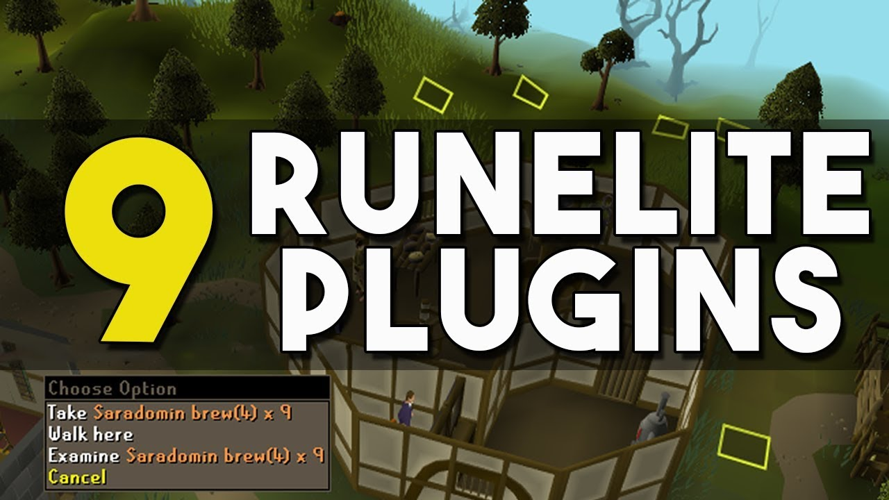 9 Amazing RuneLite Plugins that Will Change your Game - SkyBox, Detached  Camera and Fog! [OSRS]