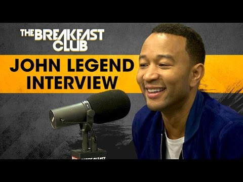 John Legend Speaks On Family Values, Colin Kaepernick, Bill O'Reilly & More