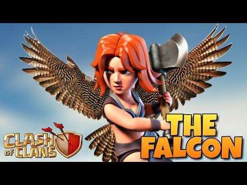 *NEW* TH10 ATTACK STRATEGY | The Falcon