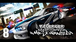 Прохождение Need For Speed Most Wanted (Настольгия)Босс Эрл №8