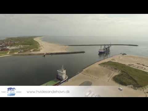 SEA POWER entering Port of Hvide Sande 2015