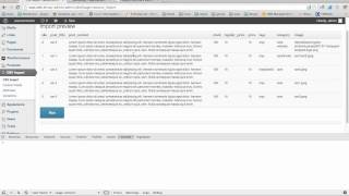 how to use the free Woocommerce csv import