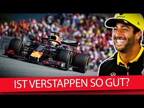 Wie gut ist Max Verstappen wirklich? - Formel 1 2019 (Q&A)