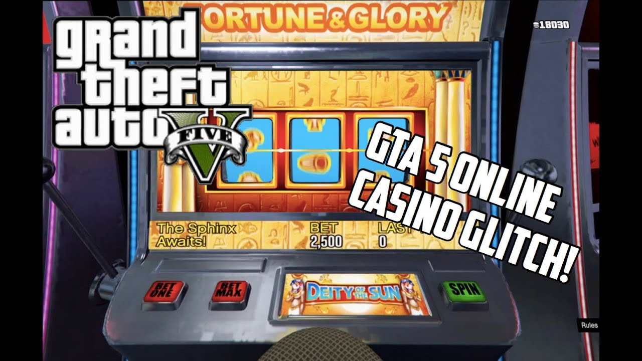 Gta Online Casino Glitch Deutsch