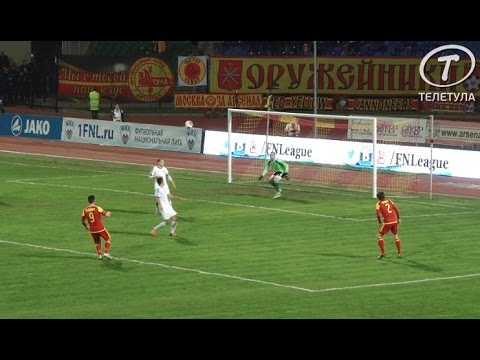 Лучшие моменты матча «Арсенал» - «КамАЗ» 1:0из YouTube · Длительность: 3 мин20 с