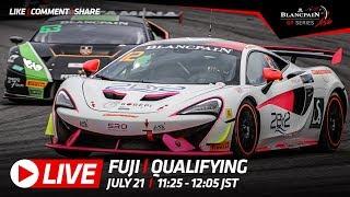 Blancpain, Fuji  LiveStream, Broadcast / Racing  Blancpain Gt