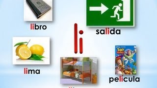 Mi Jardin Infantil: Syllables with L thumbnail