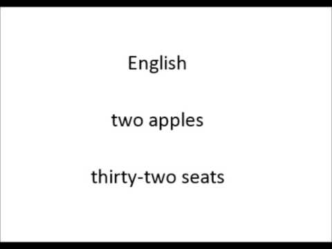 Ossetian lesson VII: Genitive case & cardinal numbers