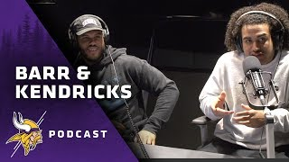 Barr and Kendricks Talk About Win Over Eagles, UCLA Days | Under Center with Kirk Cousins