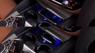 BMW X3 - Wireless Charging Port
