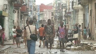 Cuba, Caribbean clean up devastating damage from Hurricane Irma