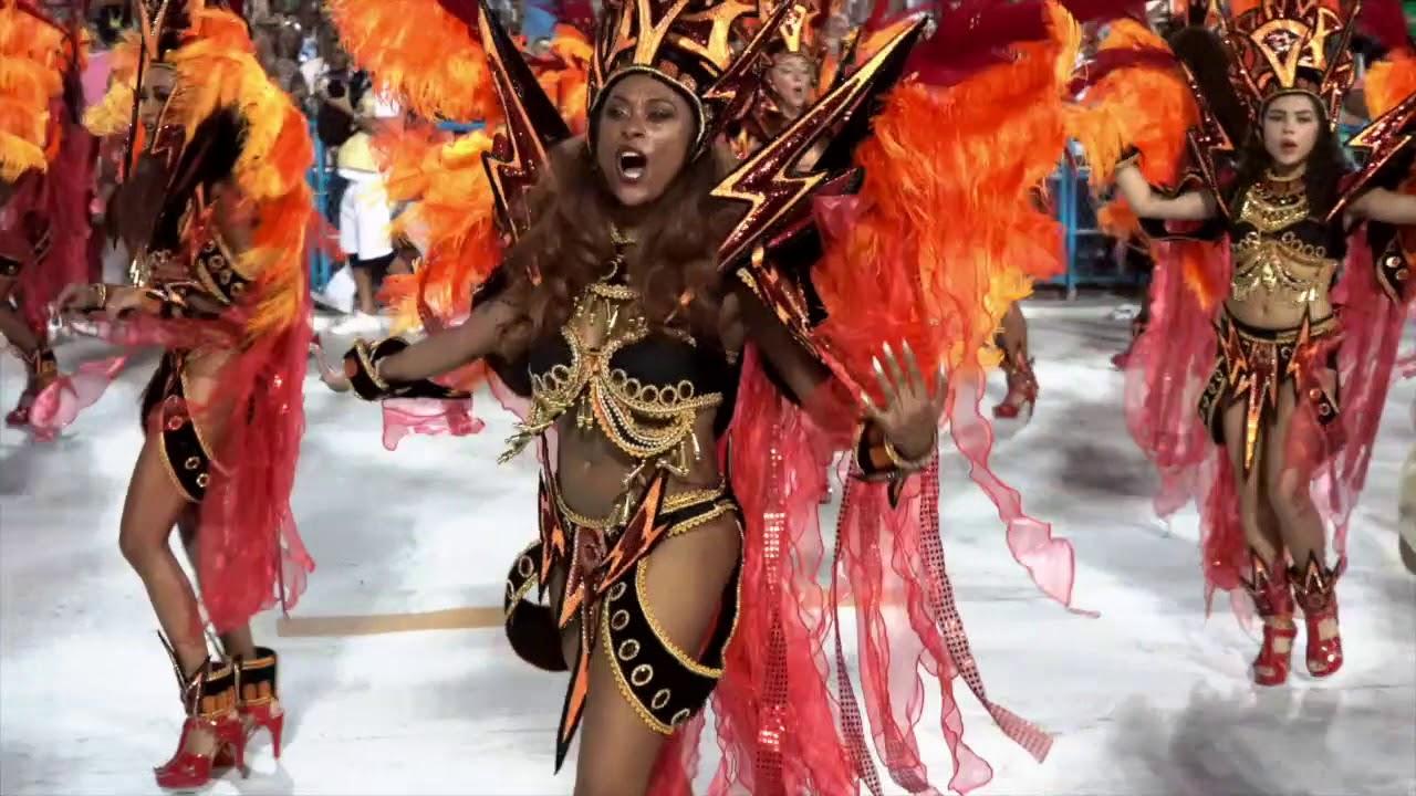 Rio Projekt - Rio Carnaval Champions Parade 2019 - Salgueiro - Rio Carnival Parade