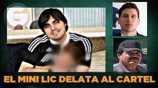 El Mini Lic delata a más de 125 integrantes del Cártel de Sinaloa
