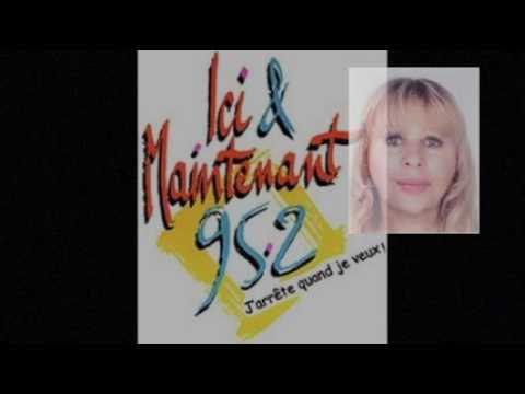 Chantal Costa le 01 12 2012 sur radio ici et maintenant