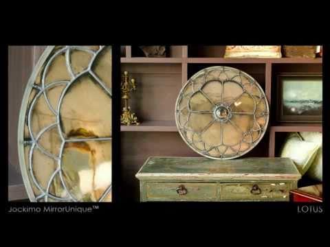 Jockimo MirrorUnique™ Framed Antique Mirrors