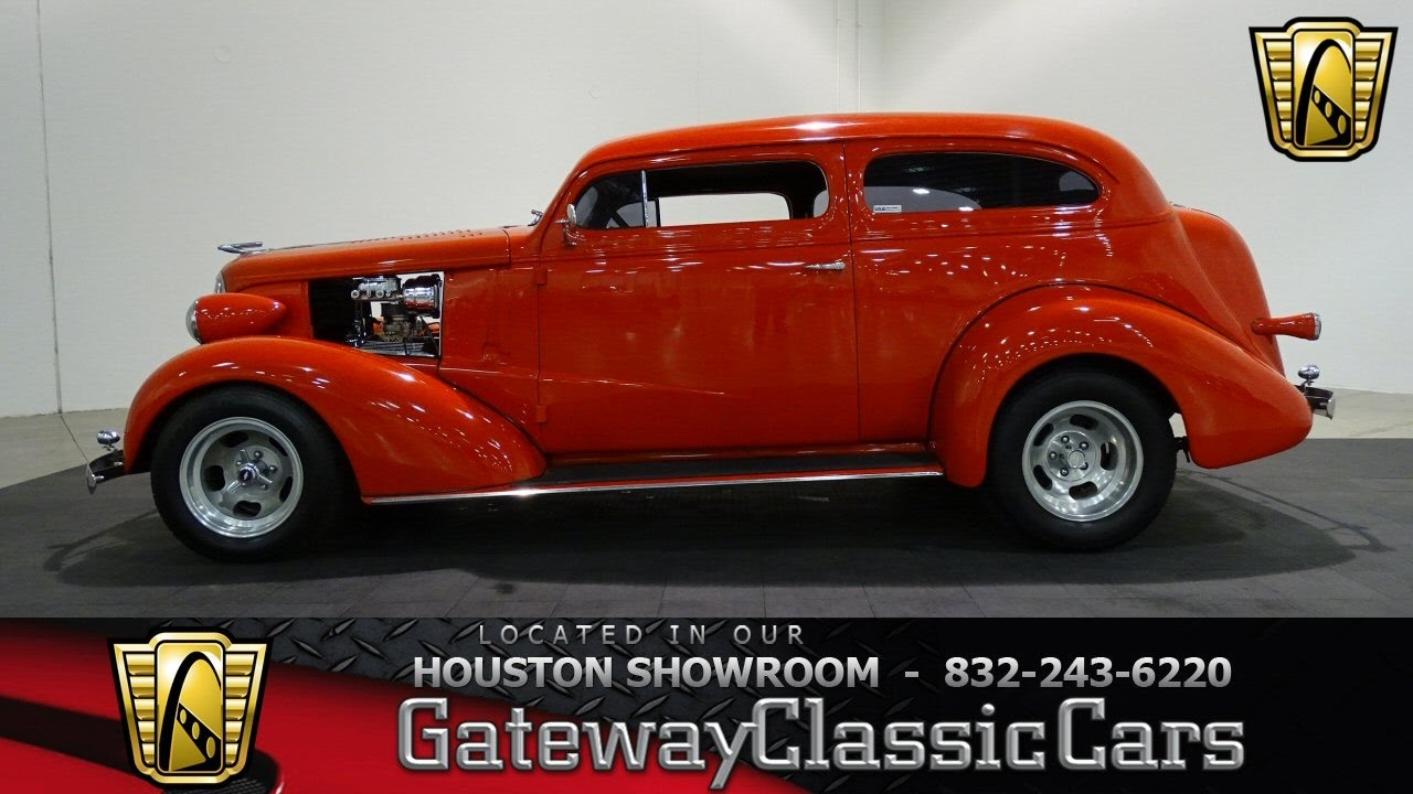 Hou Chevrolet Master Deluxe Gateway Classic Cars Houston