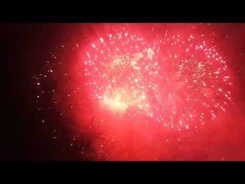 Fogo das Grandiosas Festas de Nevogilde