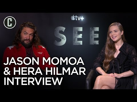 See: Jason Momoa & Hera Hilmar on Apple TV's Post-Apocalyptic Series