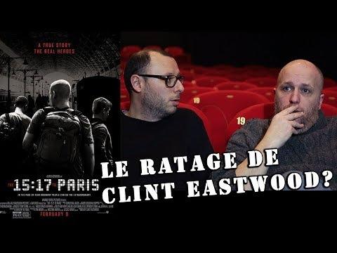 LE 15H17 POUR PARIS - Critique ! DAVID VS TOM