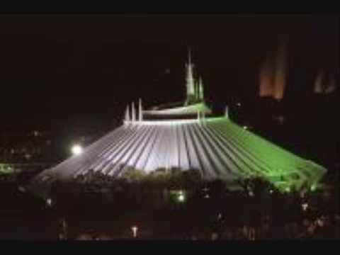 Space Mountain Music/Theme WITH DOWNLOAD LINK - YouTube