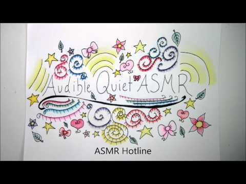 Welcome to the ASMR Hotline! (Audio Role Play)