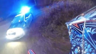 BIKERS VS COPS - Best Dirtbike & Motorcycle Police Chases #25