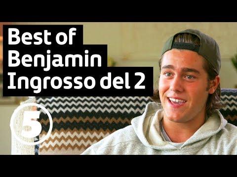 Who is Benjamin Ingrosso? Sweden's Eurovision contestant | Wahlgrens värld | English subtitles