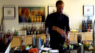 Tequila Lab - How To Make A Strawberry Guava Margarita (jeff Tabaka - Plano).mov