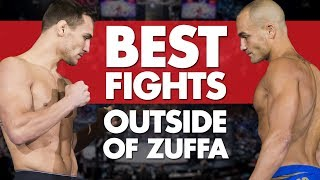 10 Best Fights That Happened Outside The Zuffa Umbrella