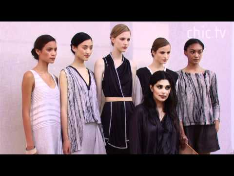 RACHEL ROY - NEW YORK FASHION WEEK TRENDS - ANDROGYNOUS FEMME - SPRING 2012